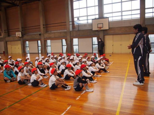 羽島市立堀津小学校|ふるさと君のブログ - LaBOLA