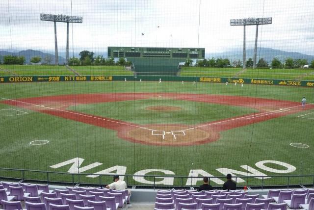 長野県高校野球秋季大会東信予選会予備戦 年 -  …
